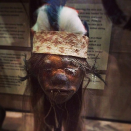 The Pitt Rivers Museum, Oxford, 2014, Photo credit & Copyright: Laura Plant
