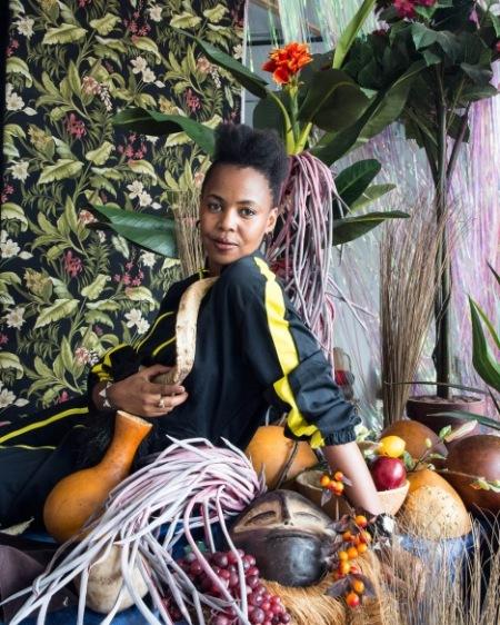 Wangechi Mutu, 2014 – ph: Kathryn Parker Almanas