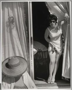 Fig. 3: Cindy Sherman, Untitled Film Still #7, 10x8 inches, 1978
