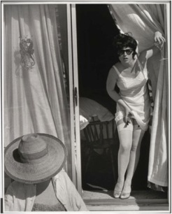 Fig. 3: Cindy Sherman, Untitled Film Still #7, 10x8 inches, 1978