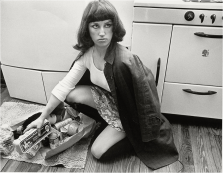 Fig. 6: Cindy Sherman, Untitled Film Still #10, 8x10 inches, 1979