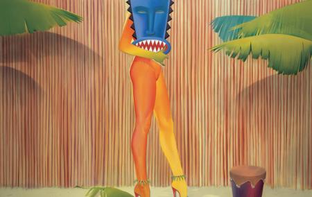 Allen Jones RA, Luxe, Calme et Volupte, 1978