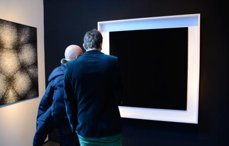 Frederik De Wilde, Nano-Black Sqr#1, 2014