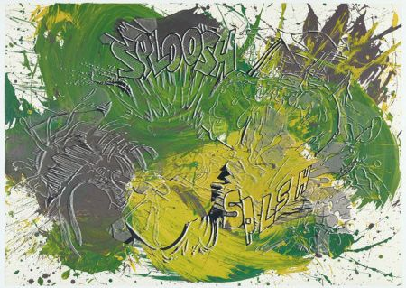Christian Marclay, Actions Sploosh Splsh No.2, 2012