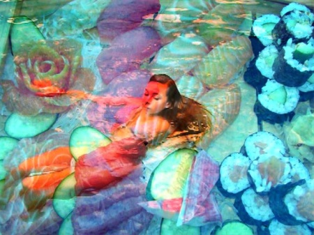 Helen Carmel Benigson, still from WetWet, 2010
