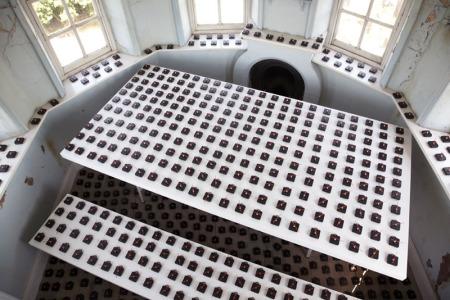 Yukio Fujimoto, The Tower of Time, 2009