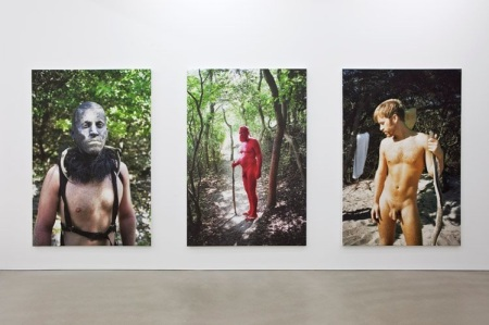 AA Bronson, Queer Spirits and Other Invocations..., installation view 2011