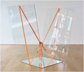 Jose Dávila, Joint effort, 2014, Max Wigram Gallery (London)