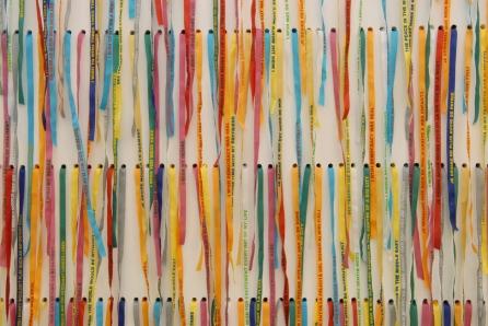 Rivane Neuenschwander, Eu desejo o seu desejo (I Wish Your Wish), 2003. Courtesy of the Artist