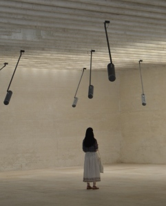 Camille Norment, 'Rapture', mixed media (installation), 2015, Nordic pavilion