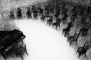 In Silence (2008), CentrePasquArt, Biel - Bienne
