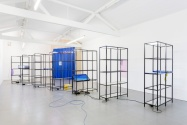 Yuri Pattison, Free Traveller, 2014, Cell Project Space
