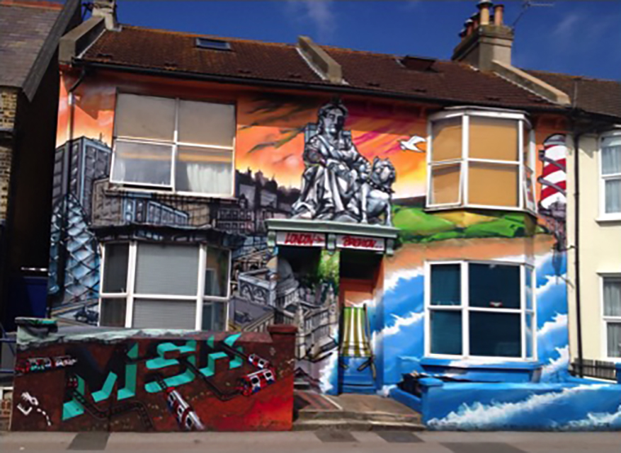 Brighton Council Who Paints Walls