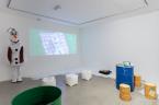 1. Frozen, 2015, Vilma Gold, London, Installation View