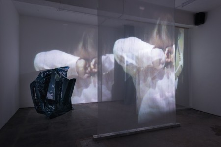 Installation view of Mercury Retrograde (2015), courtesy of Seventeen and the artist