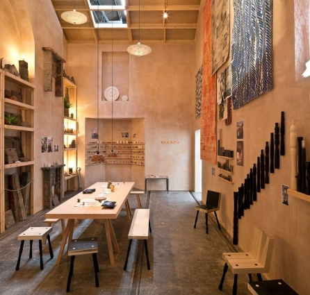 Assemble, Photograph of Granby Workshop (2015), Courtesy of Assemble Photo credit: http://assemblestudio.co.uk/?page_id=1524