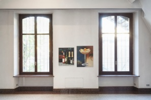 Brigit Megerle, Alt (Installation View), Curated by Cripta747