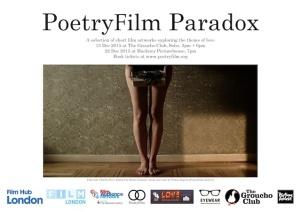 PoetryFilm Paradox