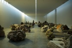Adrián Villar Rojas. Rinascimento (2015), Installation view, Fondazione Sandretto Re Rebaudengo, Torino