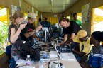!Mediengruppe Bitnik, Pirate TV Station (2008)