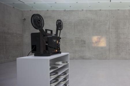 "Maria Eichhorn, ""Filmlexikon sexueller Praktiken"", 1999-2005-2008-2014, Kunsthaus Bregenz, exhibition view."