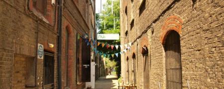 Nunnery Gallery, Bow Church, London