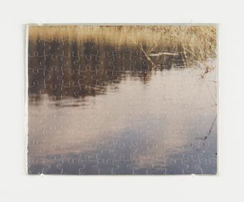 Felix Gonzale-Torres, _Untitled_ (Wawannaisa), 1991, C-print jigsaw puzzle in plastic bag, 7 1-2 x 9 1-2 in © The Felix Gonzalez-Torres Foundation, Courtesy of Andrea Rosen Gallery, New York