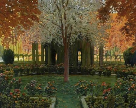 Jardines de Aranjuez - Ruisiñol