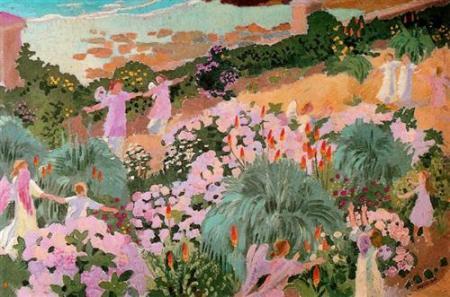 Paradise - Maurice Denis