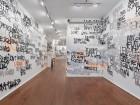 Stefan Brüggemann Installation view, Hauser & Wirth, New York (29 June - 29 July 2016), © Stefan Brüggemann - Photo: Matthew Kroening, Image Courtesy of Hauser & Wirth