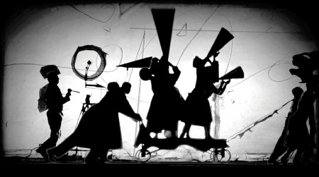 William Kentridge, The Refusal of Time with collaboration of Philip Miller, Catherine Meyburgh and Peter Galison, Film Still, 2012