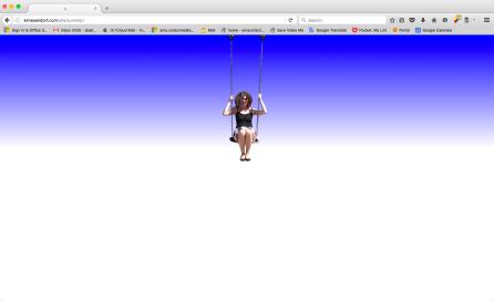 Summer (2013), Screenshot, Olia Lialina