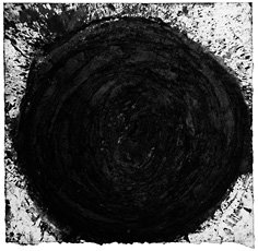 Richard Serra, Compressed below, 2001