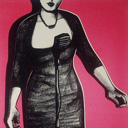 Slawa Harasymowicz, Lady Sing (Mulholland Drive)