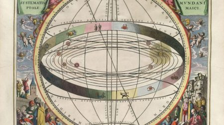 Alicja Kwade, Scenographia Systematis Mundani Ptolemaici (Scenography of the Ptolemaic cosmography) 2016. Courtesy the artist.