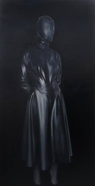 Johnny Höglund, Loss of self, oil on canvas, 2016