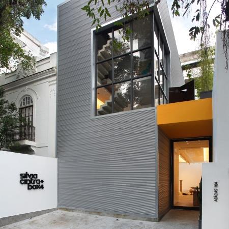 fachada galeria atual