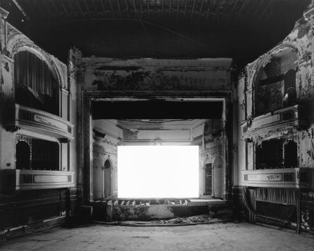 8. Hiroshi Sugimoto, Everett Square Theater, Boston, 2015